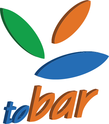 To Bar 3D logo